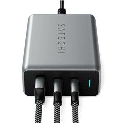 Satechi cargador compacto GaN USB-C 100W PD