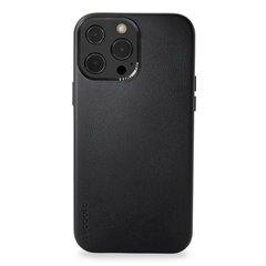 Decoded funda piel MagSafe iPhone 13 Pro negro