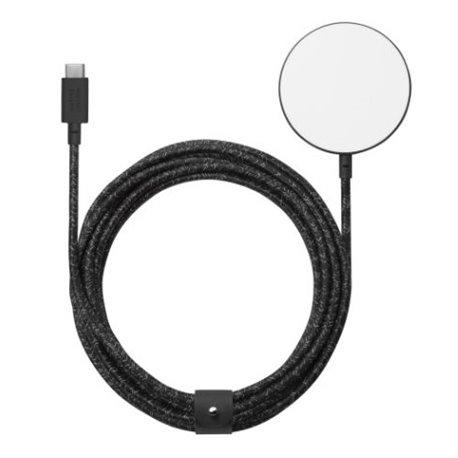 Native Union Snap cable inalámbrico MagSafe 3 metros negro