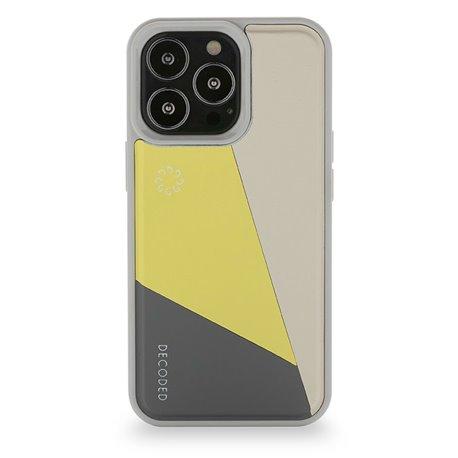 Decoded funda piel Nike Grind MagSafe iPhone 13 Pro lima