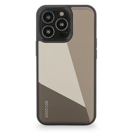 Decoded funda piel Nike Grind MagSafe iPhone 13 Pro marrón