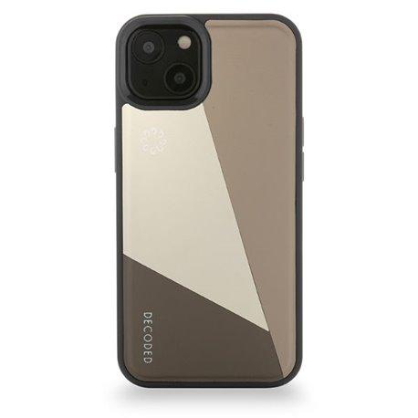 Decoded funda piel Nike Grind MagSafe iPhone 13 marrón