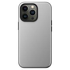 Nomad Sporte Case funda iPhone 13 Pro MagSafe gris lunar