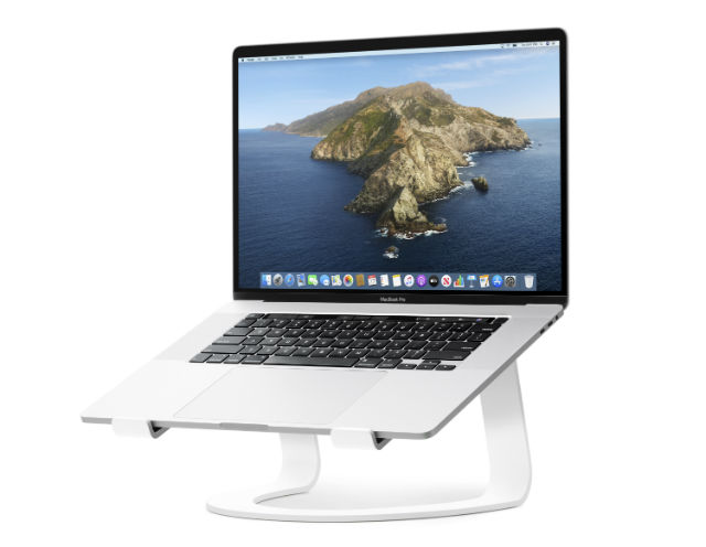 Twelve South Curve soporte MacBook con almohadillas silicona