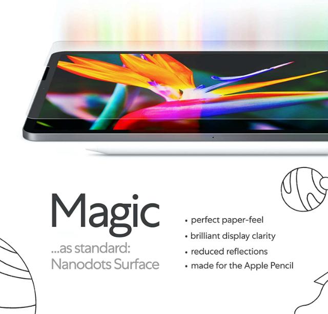"""Paperlike protector pantalla efecto papel para iPad 10,2"""""""