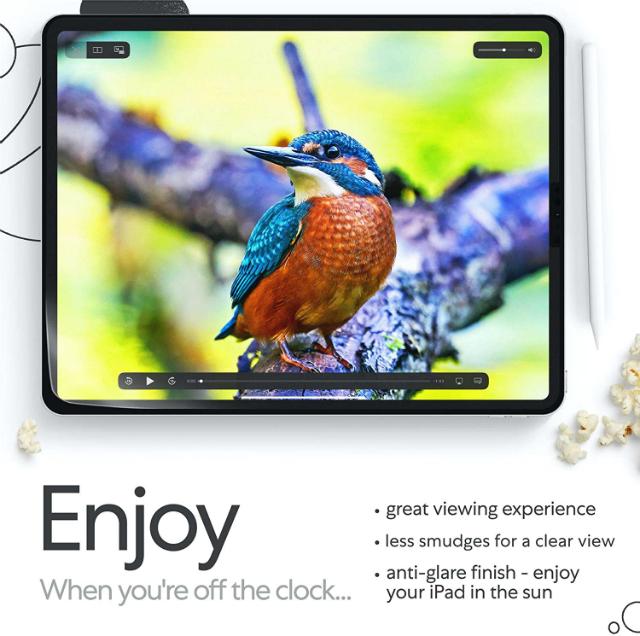 """Paperlike protector de pantalla efecto papel iPad 10,2"""""""