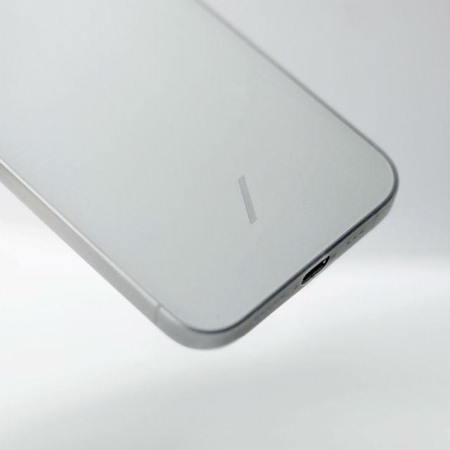 Native Union Clic Air funda iPhone 12 Pro Max transparente