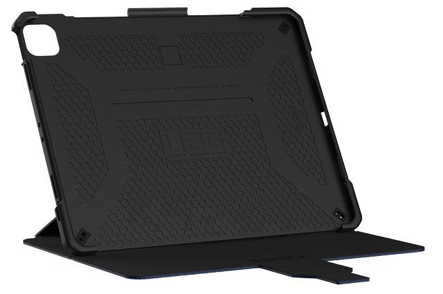 """Funda UAG Metrópolis iPad Pro 12,9"""" 5ª Gen 2021 azul cobalto"""