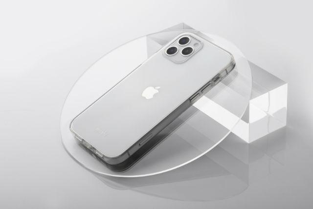 Funda transparente Moshi Vitros para iPhone 12 / Pro