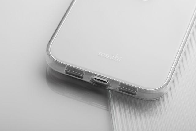 Carcasa transparente resistente Moshi Vitros iPhone 12 / Pro