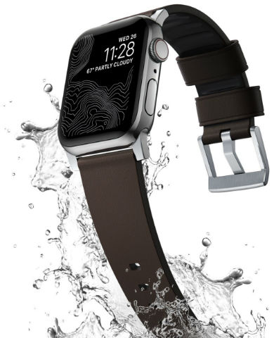 Correa piel Nomad Active Pro Apple Watch 44/42mm