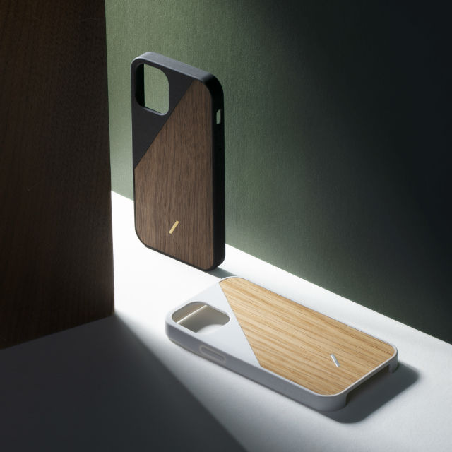 Native Unon Clic Wooden funda madera para iPhone 12 Pro Max